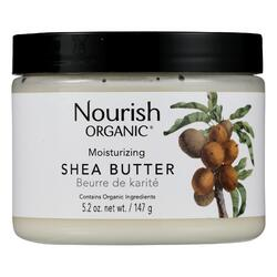 Nourish Organic Raw Shea Butter Intensive Moisturizer - 5.5 oz