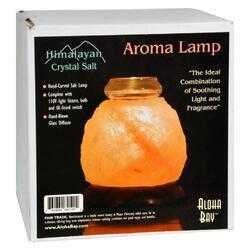 """Himalayan Salt Crystal Lamp 5"""" - 1 Lamp"""
