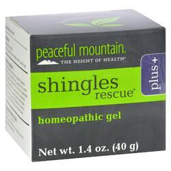 Peaceful Mountain Shinglederm Rescue Plus Extra Strength - 1.4 oz