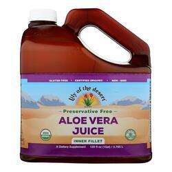 Lily of the Desert - Aloe Vera Juice - Inner Fillet - 1 gal