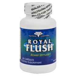 Oxylife Royal Flush - 60 Capsules