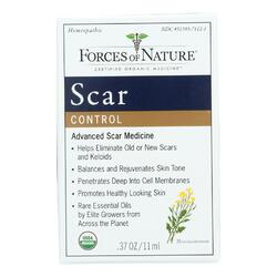 Forces of Nature - Organic Scar Control - 11 ml