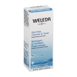 Weleda One-Step Cleanser and Toner - 3.4 fl oz