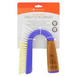 Full Circle Home Grunge Buster Grout and Tile Brush - Case of 6
