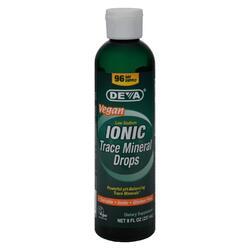 Deva Vegan Vitamins - Ionic Trace Mineral Drops - 8 fl oz