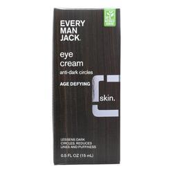 Every Man Jack Eye Cream Age Defiant - Eye Cream - 0.5 FL oz.