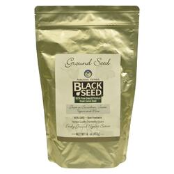 Amazing Herbs - Black Seed Ground Seed - 16 oz
