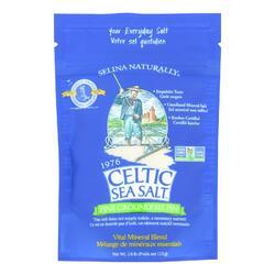 Celtic Sea Salt - Reseal Bag Fine Ground - Case of 6 - .25 LB