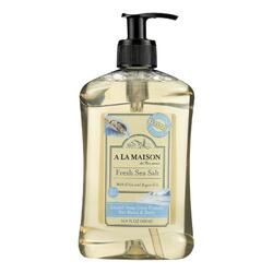 A La Maison - French Liquid Soap - Fresh Sea Salt - 16.9 oz