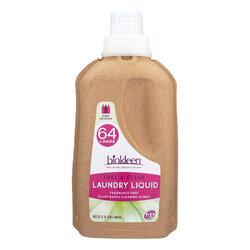 Biokleen Laundry Liquid - Free and Clear - Bio - 32 oz - Case of 6