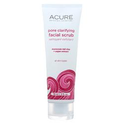Acure - Scrub - Facial - Pore Minimize - 4 fl oz