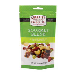 Creative Snacks Gourmet Blend - Case of 6 - 2.75 oz