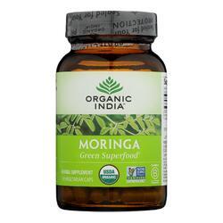 Organic India Moringa - 90 VCAP