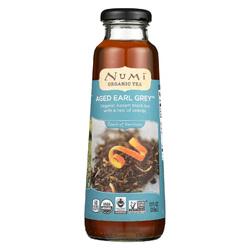 Numi Tea Tea - Organic - Aged Early Grey - Case of 12 - 12 fl oz