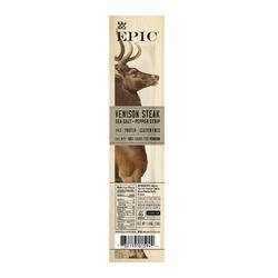 Epic - Strips - Venison Steak - Case of 20 - .8 oz