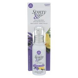 Air Scense - Spray and Go - Lavender - Vanilla - Case of 6 - 2 fl oz