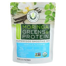 Kuli Kuli Moringa Greens and Protein Powder - Vanilla Flavor - 7.6 oz