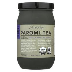 Paromi Tea - Bourbon Vanilla - Case of 6 - 15 count