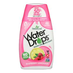 Sweet Leaf Water Drops - Raspberry Lemonade - 1.62 fl oz