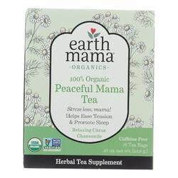 Earth Mama - Organic Tea - Stress Less - 16 Count