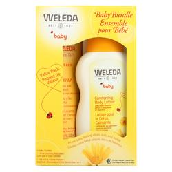 Weleda - Baby Bundle - Shampoo and Lotion - 1 Kit