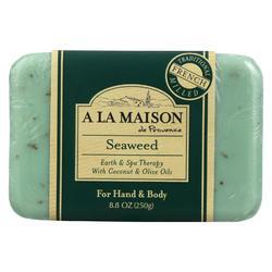 A La Maison - Bar Soap - Seaweed - 8.8 Oz