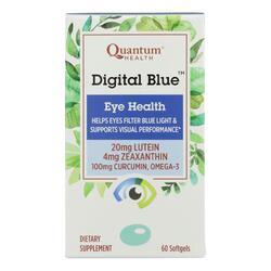 Quantum Research - Digital Blue - Eye Health - 60 Softgels