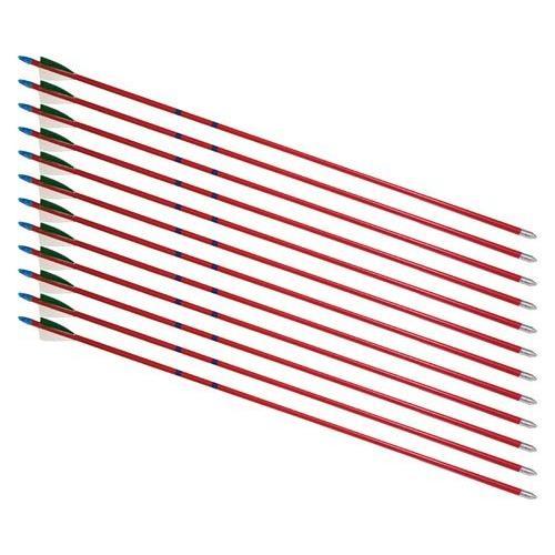 "28"" Hardwood 5/16"" Arrows - 12 Arrows"