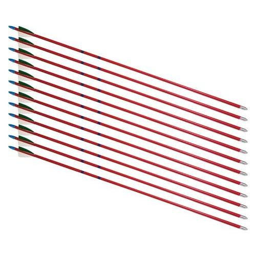 "28"" Hardwood 5/16"" Arrows - 72 Arrows"