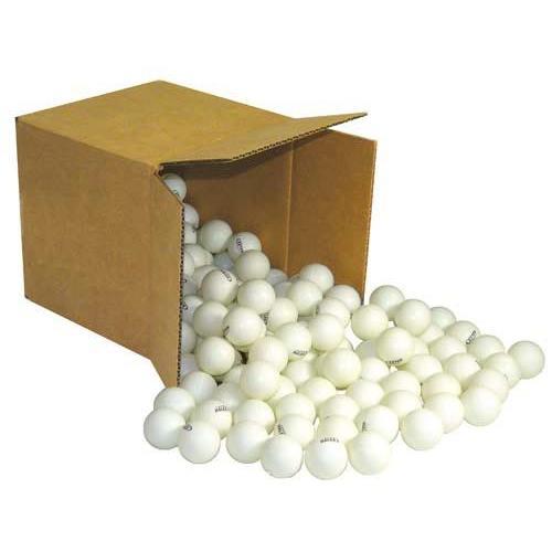 1-Star Recreational Table Tennis Balls - Gross of 144