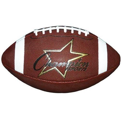 Champion Sports Pro Composite Football - Size 7 (Junior)