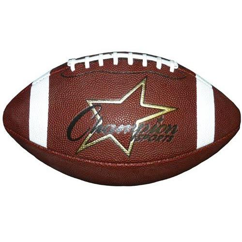 Champion Sports Pro Composite Football - Size 8 (Youth)