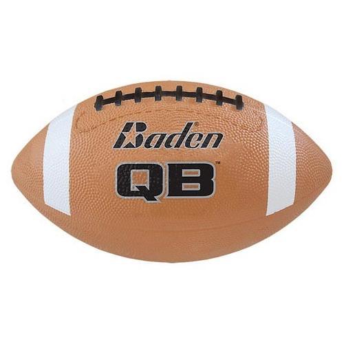 Baden QB Rubber Football - Size 9 (Official)
