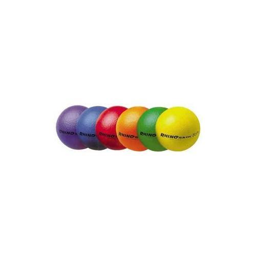 "Champion Sports Rhino Skin Softi Balls - 6.3"" (Set of 6)"