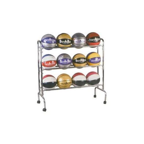 3-Shelf Ball Cart