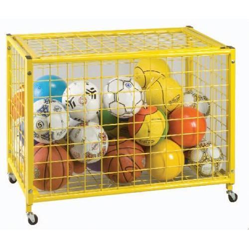 """Yellow Grid Locker - 42""""L x 24""""W x 27""""H"""