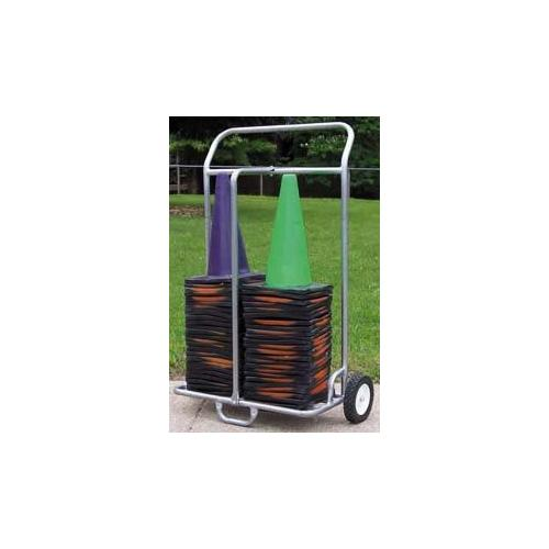 """Double 12/18"""" Standard Cone Cart"""