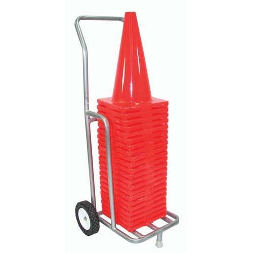 "Single 12""/18"" Cone Cart"