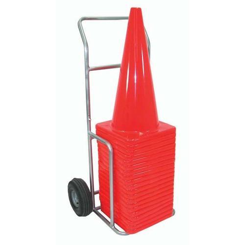 "Single 28"" Standard Cone Cart"