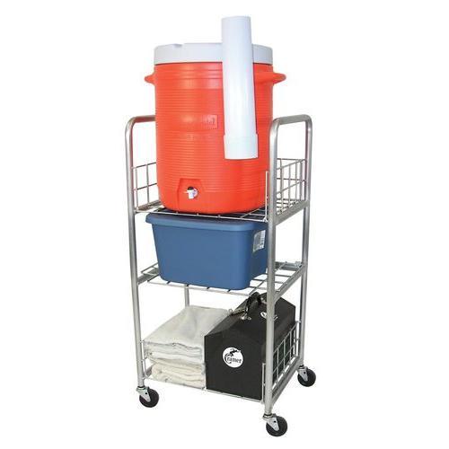 Gym Water Cooler Cart (w/o Cooler)