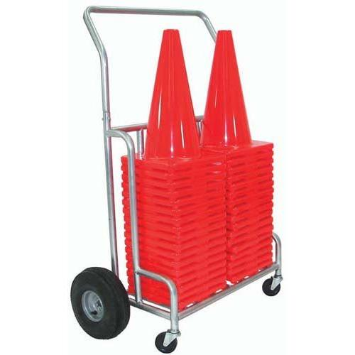 "Double EZ-Roll 18"" Cone Cart"