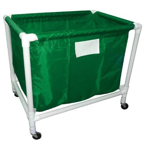Large PVC/Nylon Equip. Cart - Green
