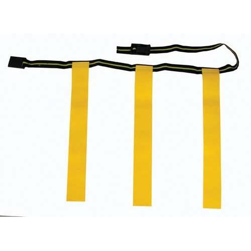3-Flag Rip Flap Football Set of 12 - Lrg 44""
