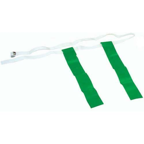 Economy Flag Football Set of 12 - Green