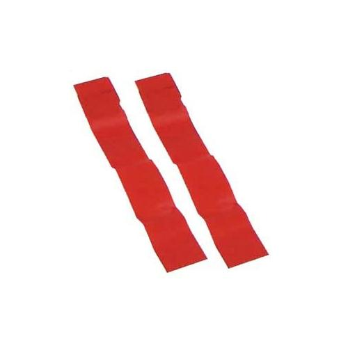 Economy Replacement Flags - Red