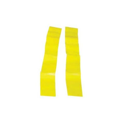 Economy Replacement Flags - Yellow
