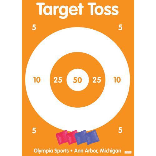 Target Toss Bean Bag Game