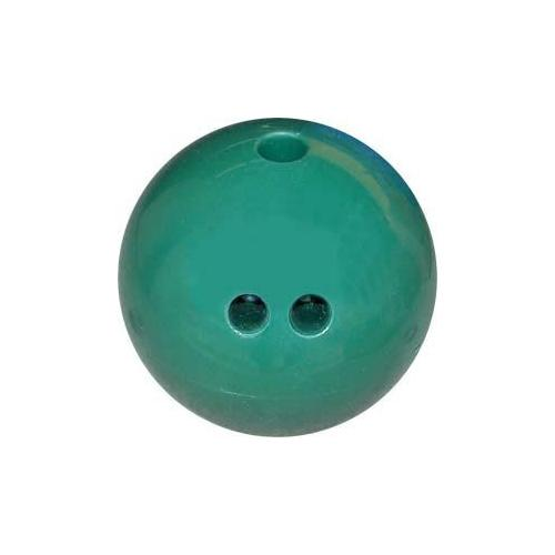 Cosom Rubberized Bowling Ball - 5 lbs (Dark Green)