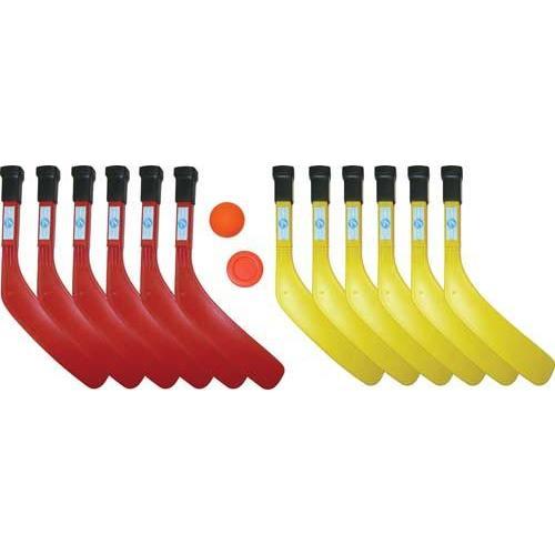 Deluxe Scooter Hockey Set