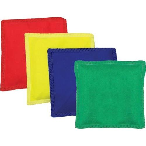 "Soft Canvas Bean Bags - 4"" (Set of 12)"